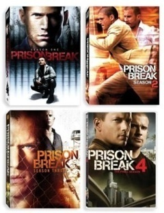 Prison Break - The Complete Seasons 1-4